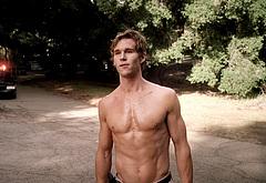 Ryan Kwanten shirtless video
