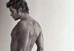 Ryan Kwanten nude ass