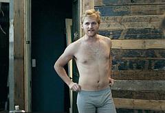 Wyatt Russell underwear scenes