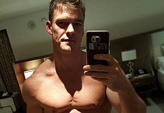 Alan Ritchson leaked nude