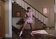 Tom Cruise striptease