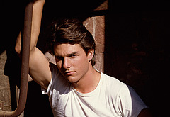 Tom Cruise bulge