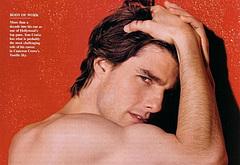 Tom Cruise naked