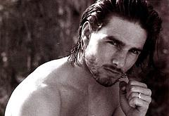 Tom Cruise nude photoshoots