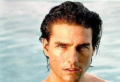 Tom Cruise nude