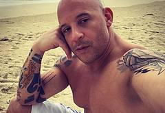 Vin Diesel leaked nude photos