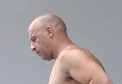 Vin Diesel nudes shots