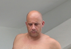 Vin Diesel paparazzi
