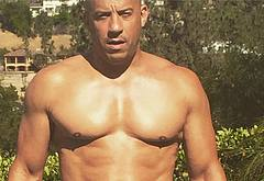 Vin Diesel underwear photos