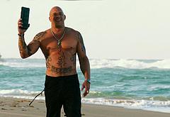 Vin Diesel naked video