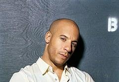 Vin Diesel hot