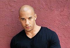 Vin Diesel male celebs