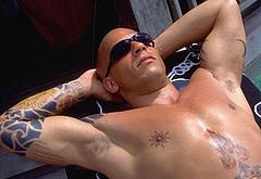Vin Diesel nudes video