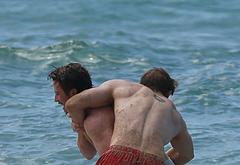 Garrett Hedlund gay play
