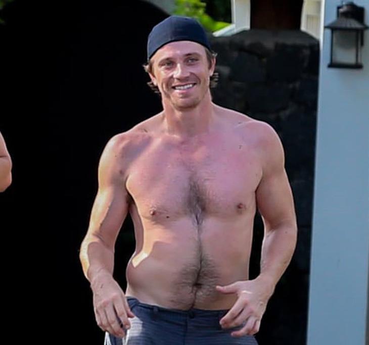 Garrett Hedlund leaked nude photos