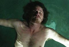 Garrett Hedlund frontal nude