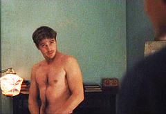 Garrett Hedlund shirtless movie scenes