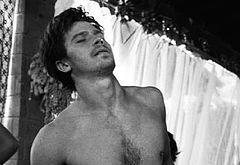 Garrett Hedlund naked shots