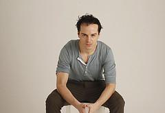 Andrew Scott posing