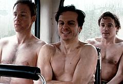 Andrew Scott shirtless video