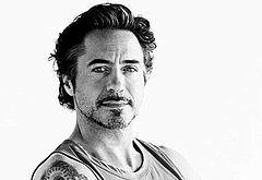 Robert Downey Jr hot