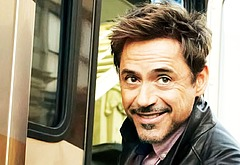 Robert Downey Jr movie