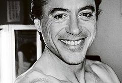 Robert Downey Jr naked photos
