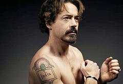 Robert Downey Jr naked pics