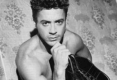 Robert Downey Jr nude cock