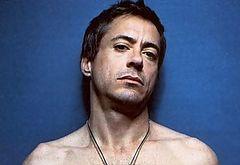 Robert Downey Jr nude photos
