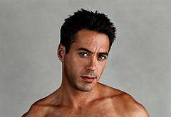 Robert Downey Jr nudity photos