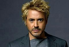 Robert Downey Jr photoshoot