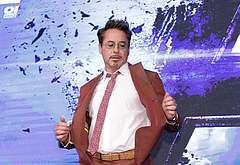 Robert Downey Jr bulge photos