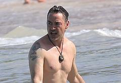 Robert Downey Jr naked
