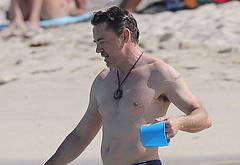 Robert Downey Jr shirtless