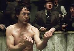 Robert Downey Jr hot video