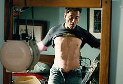Robert Downey Jr shirtless video