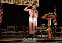 Robert Downey Jr underwear