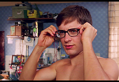 Tobey Maguire sexy movie scenes