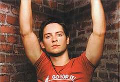 Tobey Maguire sextape