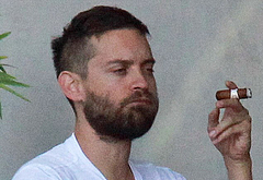 Tobey Maguire hot