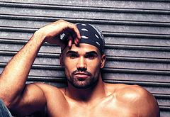 Shemar Moore shirtless photos