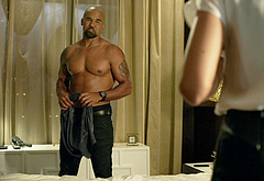 Shemar Moore frontal nude video