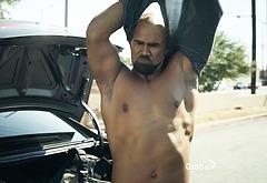 Shemar Moore sexy movie scenes