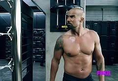 Shemar Moore shirtless movie scenes