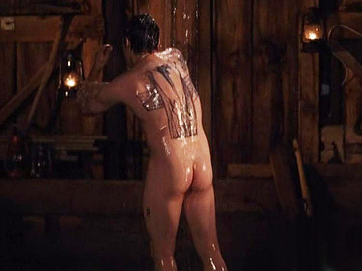 Norman Reedus nude ass