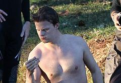 Lucas Hedges nudes