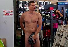 Steve Howey naked movie scenes