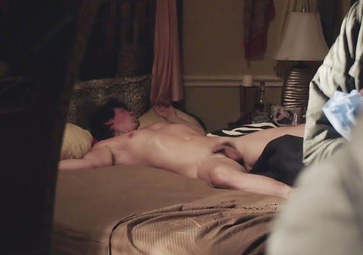 Steve Howey nude penis