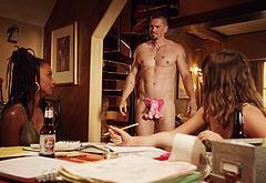 Steve Howey nude video